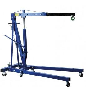 Hydraulic folding crane 10t FERVI 0063