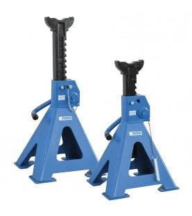 400-610mm Couple jack stand 6t FERVI 0069/6
