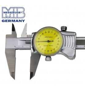 """200mm Dial caliper INOX """"TOP/S"""" MIB 01004022"""