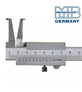 20-160mm Inside groove vernier caliper ΙΝΟΧ MIB 01006013