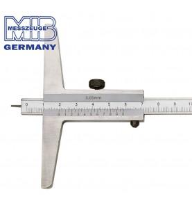 200mm Depth vernier caliper with needle point