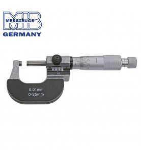 50mm Outside micrometer with counter MIB 01019002