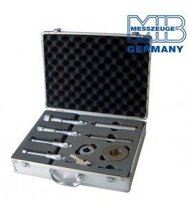 50-100mm Three point internal micrometer set 4pcs MIB 01022075