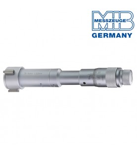30-40mm Inside micrometer with round carbide measuring faces MIB 01022084