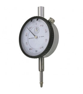 10mm Dial indicator with plug ΜΙΒ 01023007