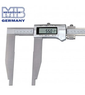 1500mm Percision control caliper with 200mm jaws MIB 02027010