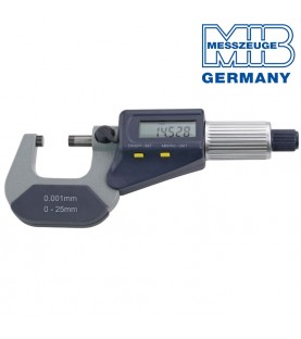 0-25mm Digital outside micrometer MIB 02029090