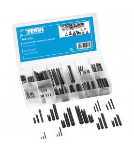 Roll pin set 120pcs FERVI 0231