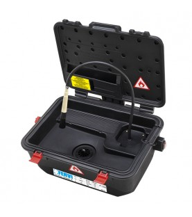 Mobile parts washer