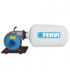 Portable dust collector FERVI 0495
