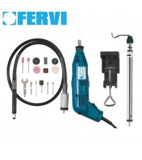 Multi cutting power tools set FERVI 0568