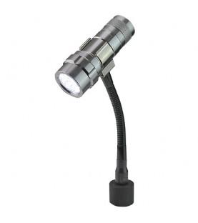LED Lamp with magnetic base MIB 06070021