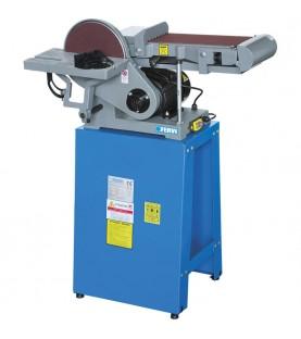 Tilting belt sander with bench FERVI 0662