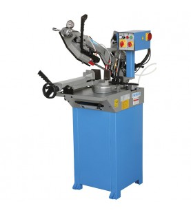 Metal band saw with manual and hydraulic feed 230V FERVI 0692/230V