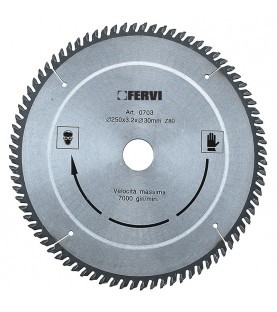 230x3,2x30mm Ζ60 Wood carbide tipped saw blades