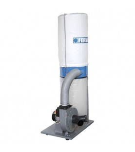 Partially assembled dust collector FERVI 0759