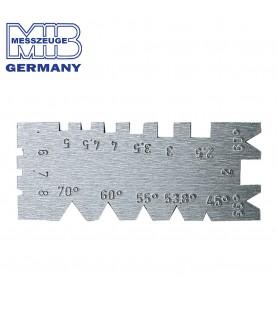 Universal thread cutting gauge MIB 08083005