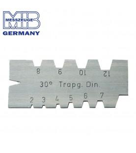 ACME thread gauge MIB 08083010
