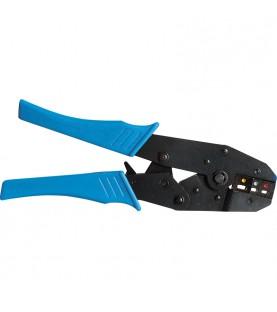 Ratchet crimping tool FERVI 0841