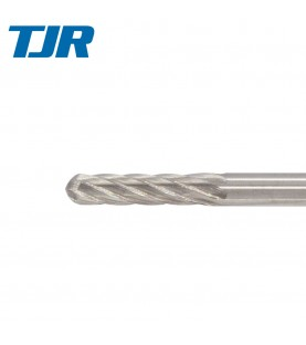 HFC 0314.03 Carbide burr TJR with aluminium cut