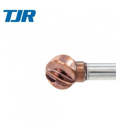 KUD 1210.06 Carbide burr TJR with aluminium cut