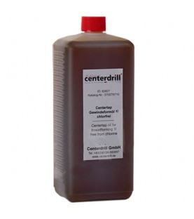 Centertap oil for taps and forming taps 1Lt