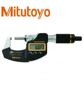 0-25mm (0,001mm) Digital outside micrometer QuantuMike IP65 without data output MITUTOYO 293-145-30