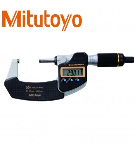 25-50mm (0,001mm) Digital outside micrometer QuantuMike IP65 without data output MITUTOYO 293-146-30