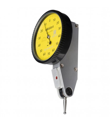 0,14mm Lever dial indicator (0,001mm) scale 0-70-0, external ring 39mm MITUTOYO 513-401-10E