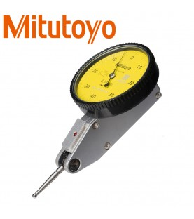 0,8mm Lever dial indicator (0,01mm) scale 0-40-0, external ring 39mm MITUTOYO 513-404-10E