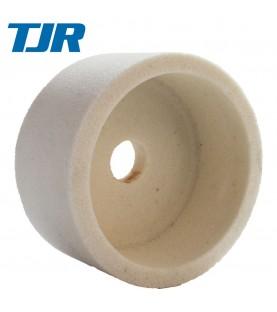 100x50x20mm White straight cup wheel Grit 80 TJR 6002001