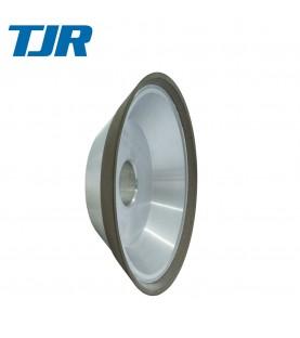12V9 100x20x3x10mm Resin-bonded diamond cup wheel