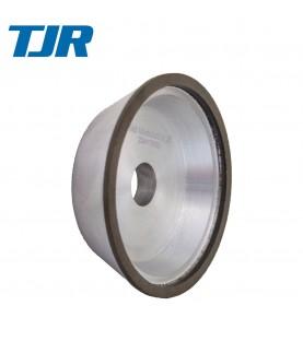 12Α2 100x20x4x10mm Resin-bonded diamond cup wheel