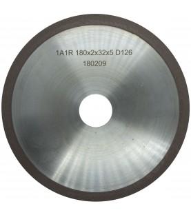 180x2x32x5mm D126 Diamond Wheel
