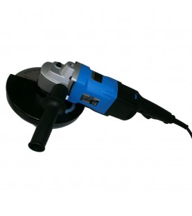 230mm Angle Grinder with variable speed 3000-6500rpm 2500W