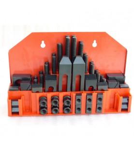 M12 58pcs Clamping kit for 14mm slot