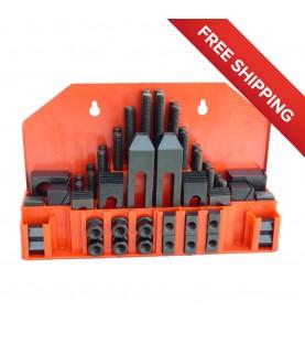 M16 58pcs Clamping kit for 18mm slot