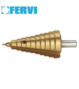 2,5-38mm Stepped cutter FERVI F238