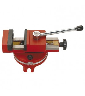 120mm Quick acting drill press vice