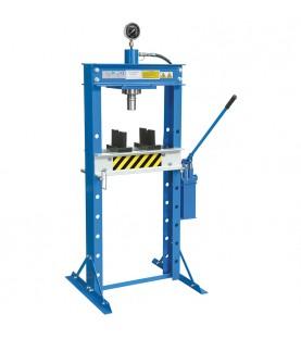 Hydraulic shop press 30t FERVI P001/30