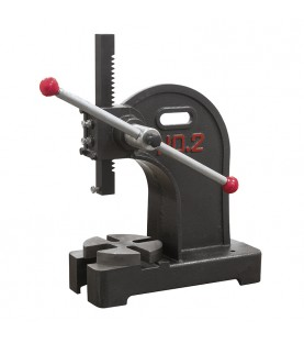 Ratchet arbor press 20000N FERVI P022/20