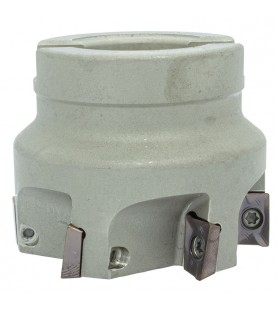 100mm 90° Shoulder milling head with 32mm hole for AP..1003.. inserts