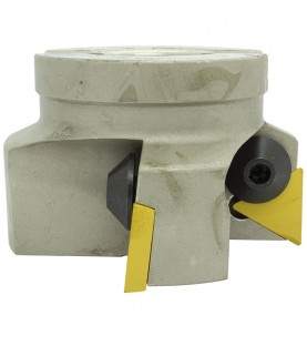 125mm 90° Face milling head with 125mm hole for TP..2204.. inserts