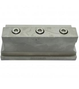 10x10mm Tool for external cutting - blade tool holder