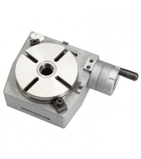 100mm Horizontal and vertical rotary table
