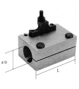 100mm Tool holder for socket FERVI T00E/S