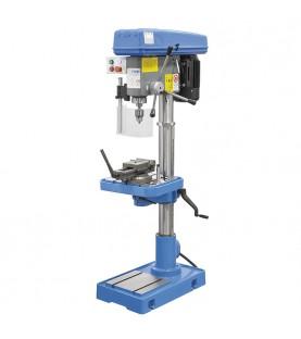 Floor drill press with drive belt FERVI T032