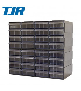 """""""Build it"""" box system 32 drawers"""