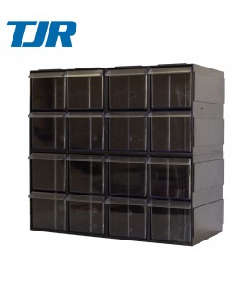 """""""Build it"""" box system 16 drawers"""