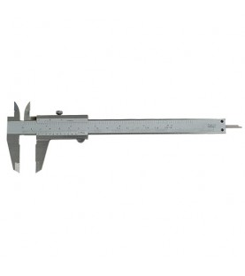 150mm Vernier caliper with set screw ΙΝΟΧ MIB 01001002